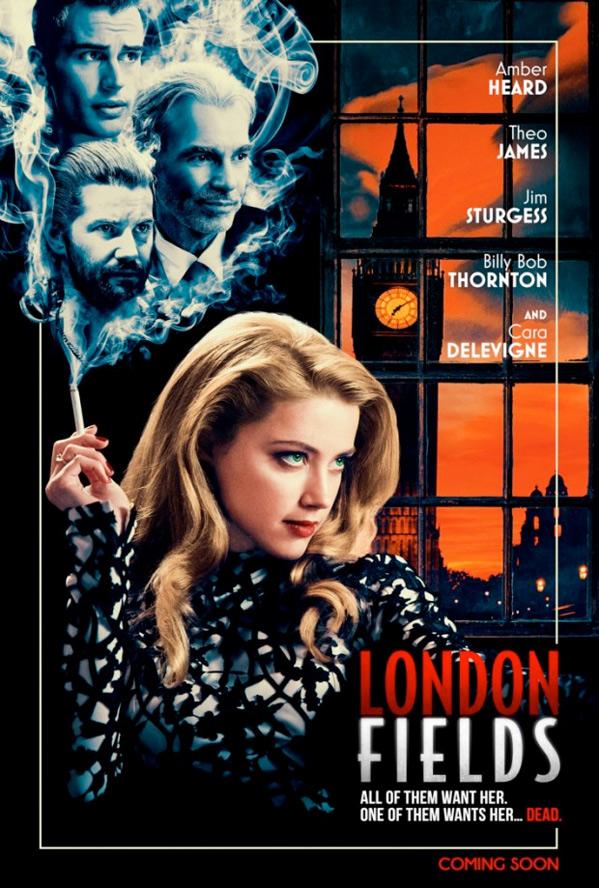 London Fields Poster