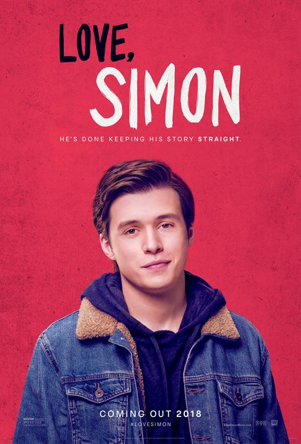 Love, Simon Teaser Poster