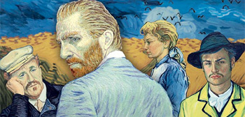 Review: 'Loving Vincent' is a Stunningly Gorgeous Tribute to Van Gogh