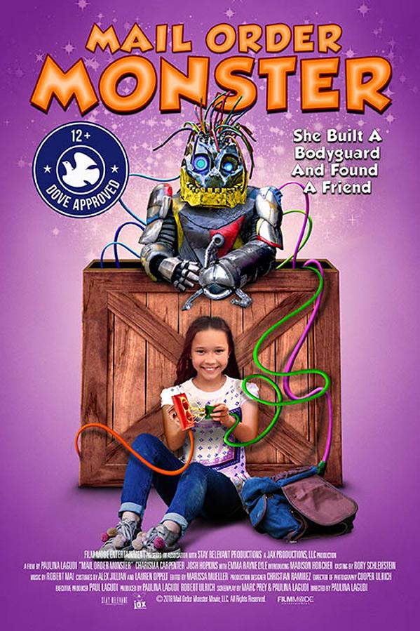 Mail Order Monster Poster
