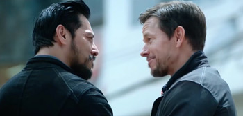 Official Trailer for Gritty Action Movie 'Mile 22' with Mark Wahlberg