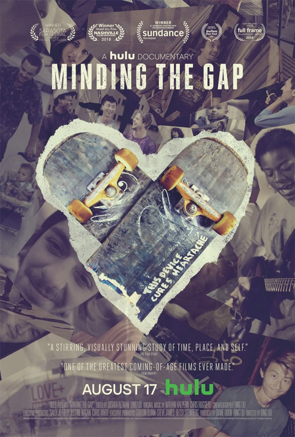 Minding the Gap Poster