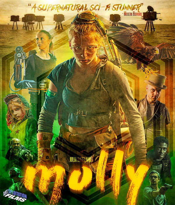 Molly US Poster