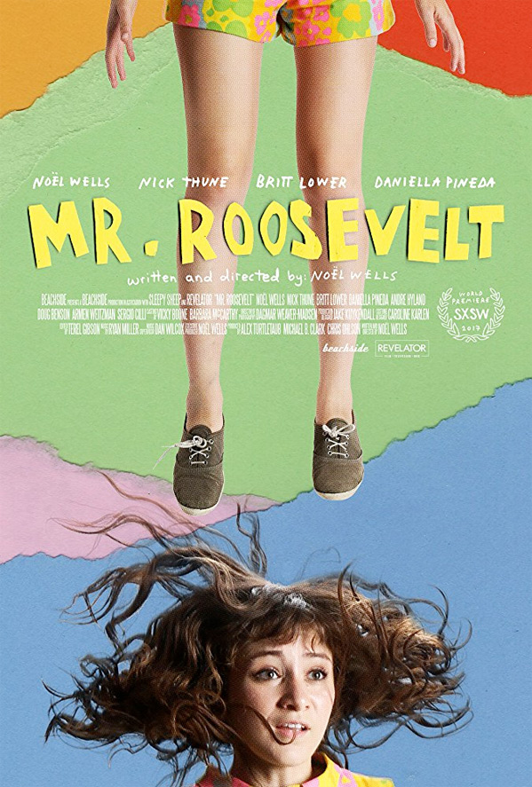 Mr. Roosevelt Poster