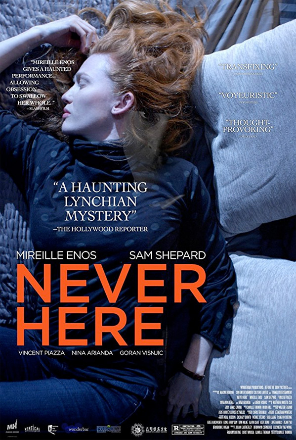 Never Here Movie