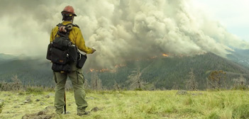 Second Trailer for Kosinski's Wildfire Firefighters Film 'Only the Brave'