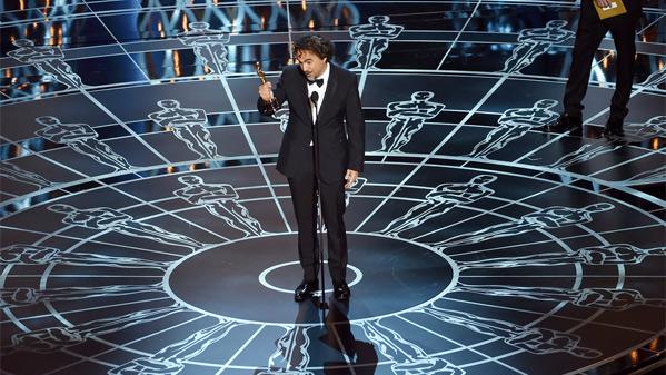 Best Director - Alejandro González Iñárritu
