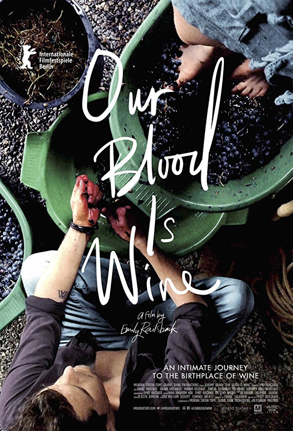 Our Blood Is Wine Poster