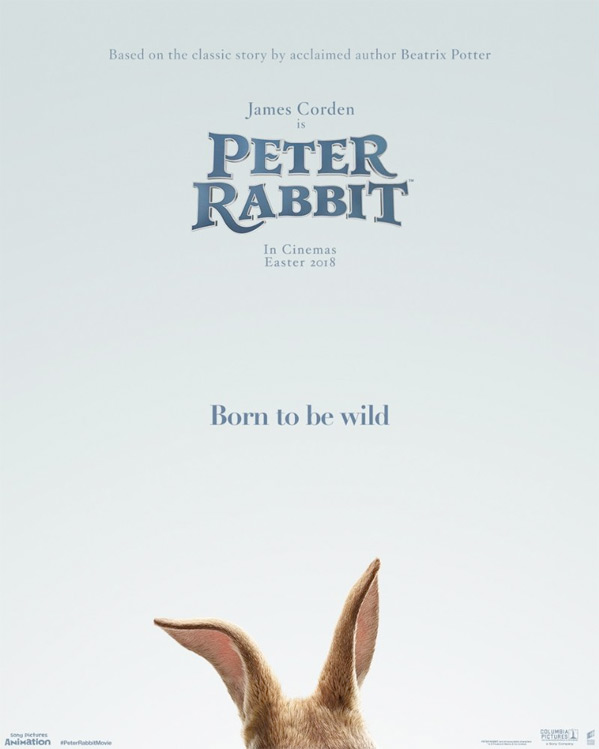 peter rabbit and friends