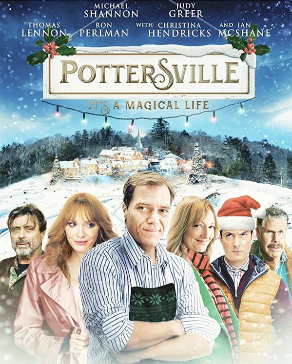 Pottersville Poster