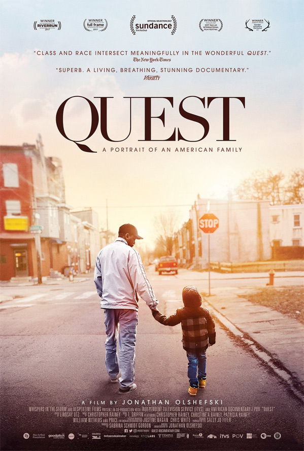 Quest Documentary Poster
