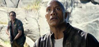 RampageJohnsonnewmovieimgTrltsr1 - Monsters Reign in Second Trailer for 'Rampage' with Dwayne Johnson