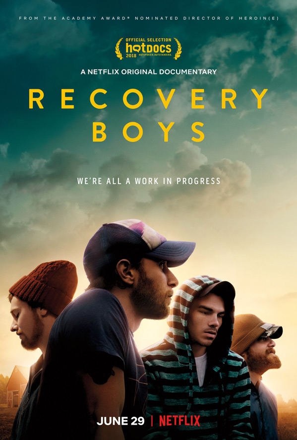 Recovery Boys Poster