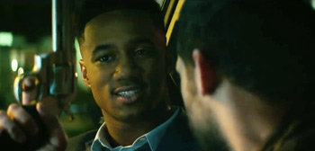Bella Thorne & Jessie T. Usher in Trailer for Uber Horror Thriller 'Ride'