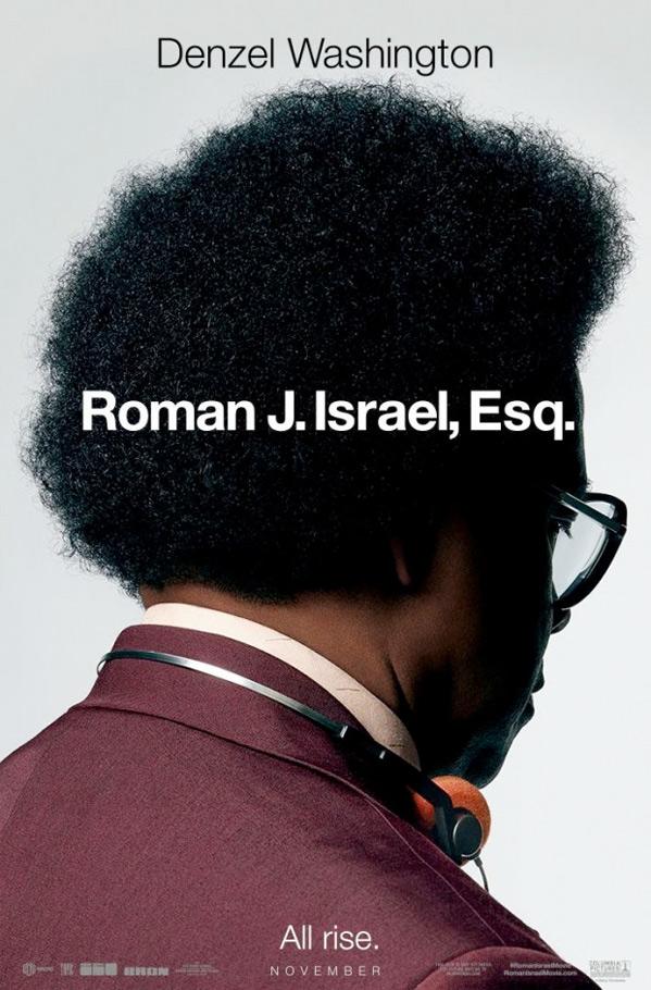 Roman J Israel, Esq. Poster