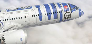 R2D2 Airplane