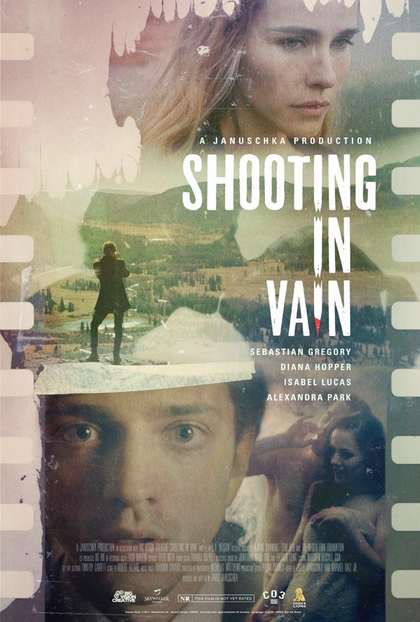 Shooting in Vain Poster