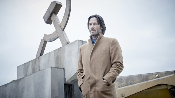 Keanu Reeves Siberia Movie