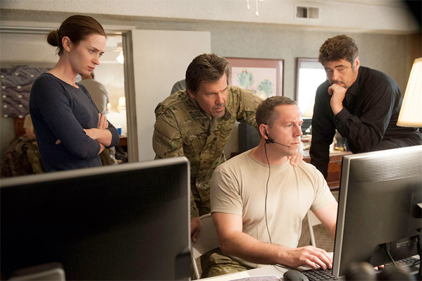 Sicario Photos