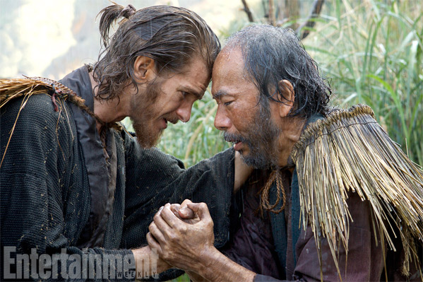 Martin Scorsese's Silence - First Look Photo