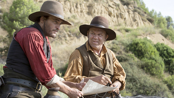 Reilly are 'The Sisters Brothers' in rip-roaring trailer