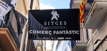 Up Next - Sitges Film Festival in Spain & London Film Festival in UK