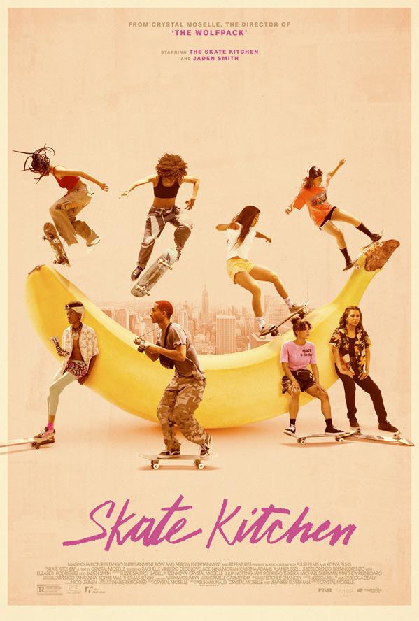 Skate Kitchen Poster