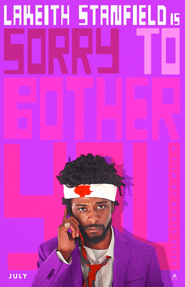 Sorry to Bother You Trailer