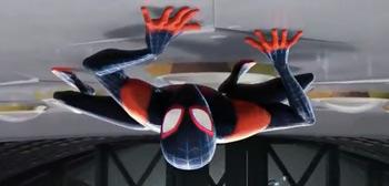 Spider-Man: Into the Spider-Verse Trailer