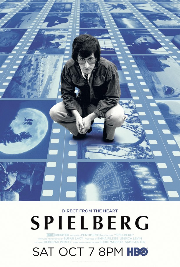 Spielberg Doc Poster