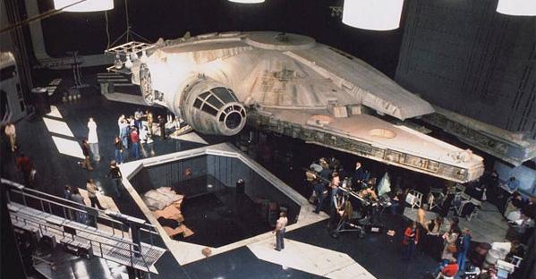 Star Wars - Millennium Falcon Set