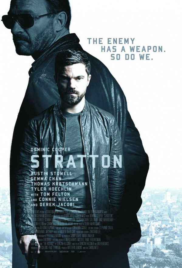 Stratton. The Movie