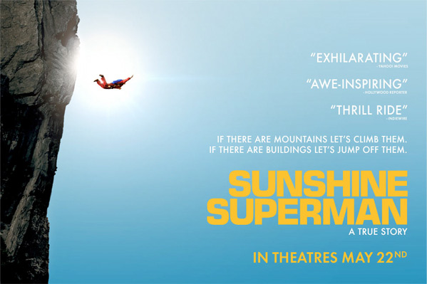 Sunshine Superman Documentary Poster