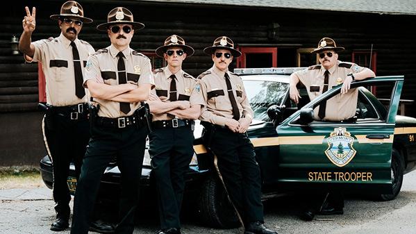 Super Troopers 2 Movie