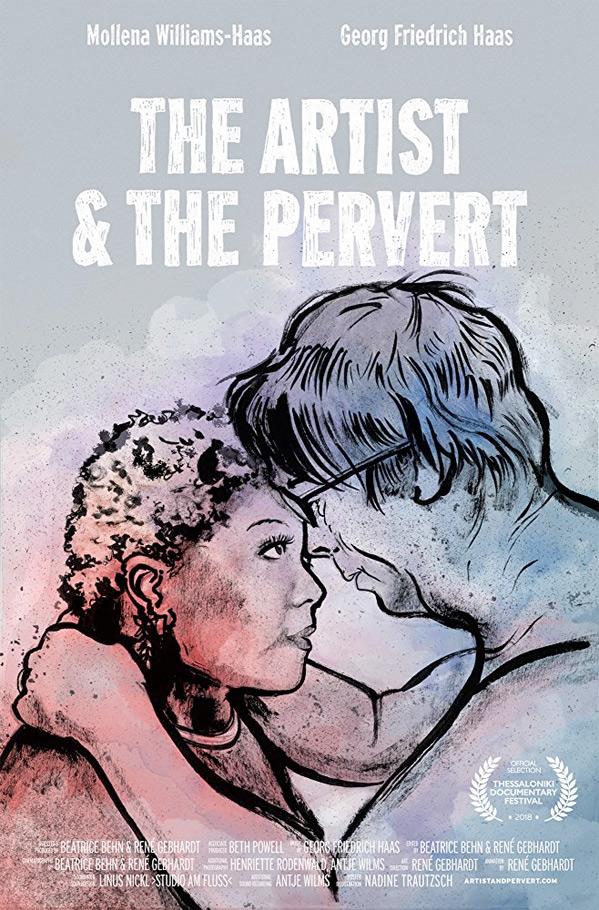 The Artist & The Pervert Poster