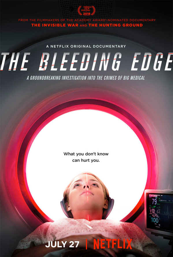 The Bleeding Edge Doc Poster