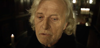 Rutger Hauer in First Full Trailer for Weird Sci-Fi Film 'The Broken Key'