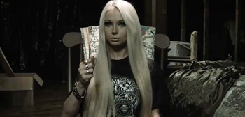 First Trailer for Creepy Horror 'The Doll' Featuring Valeria Lukyanova