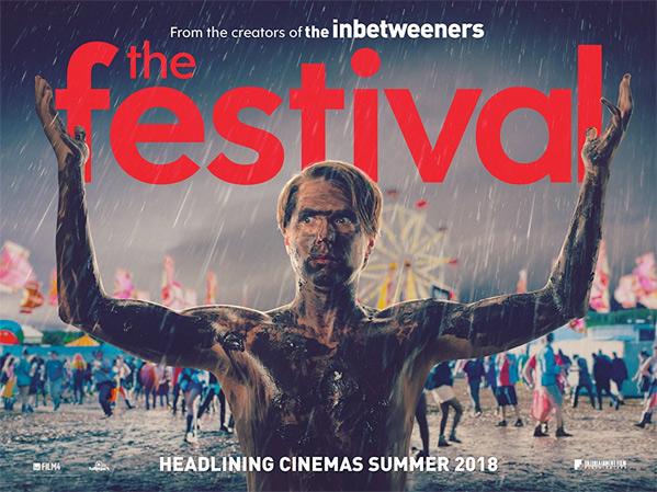 The Festival UK Poster