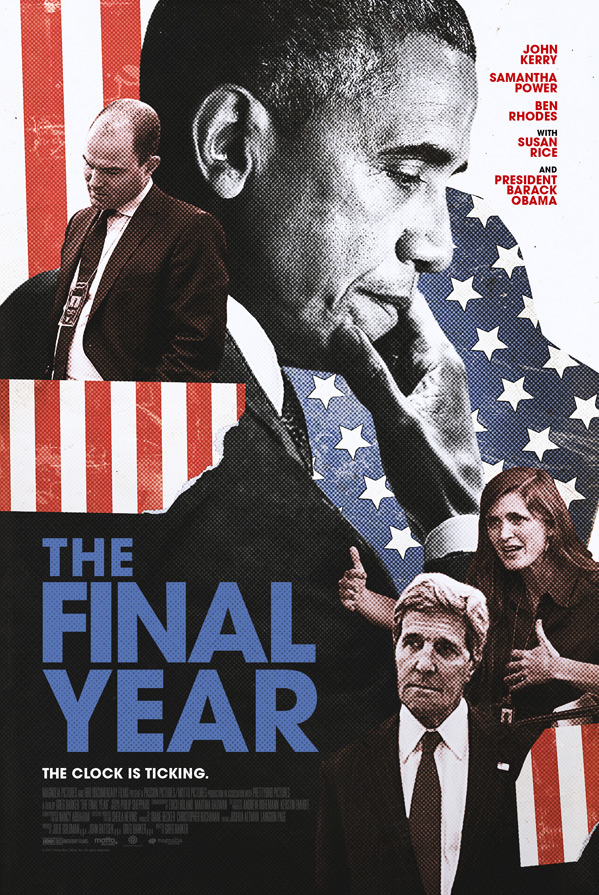 The Final Year Poster