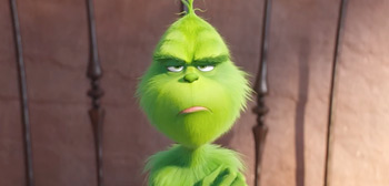 Dr. Seuss' The Grinch Trailer