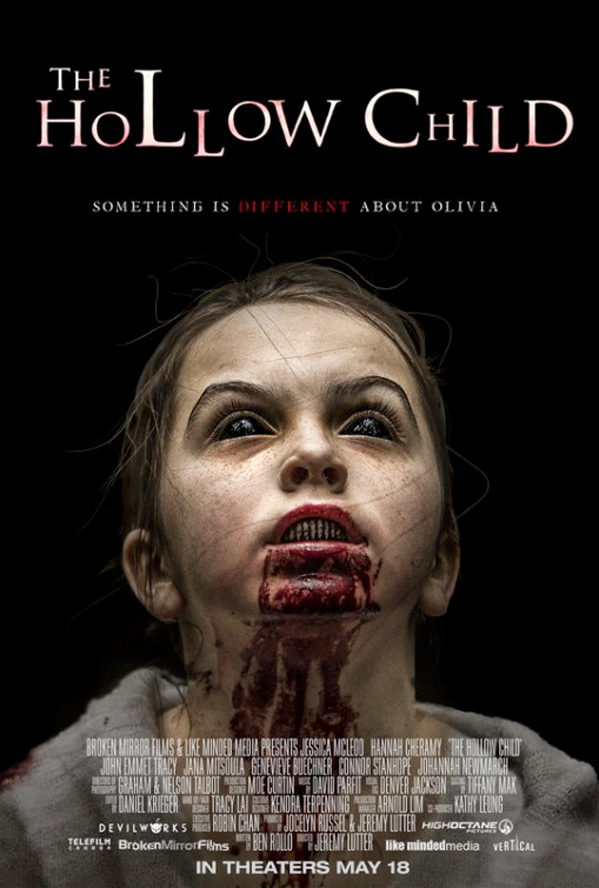 New Official Trailer For Horror The Hollow Child About A
