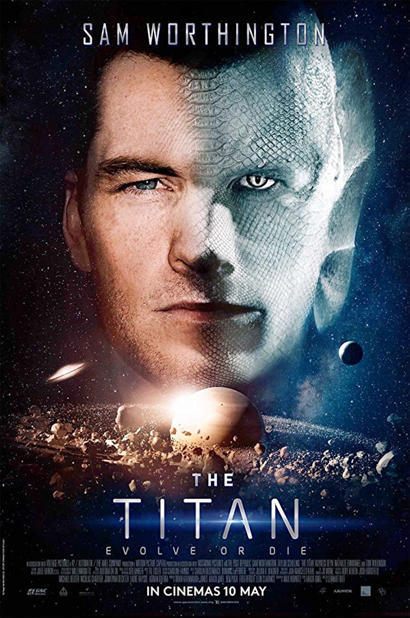The Titan Movie Poster
