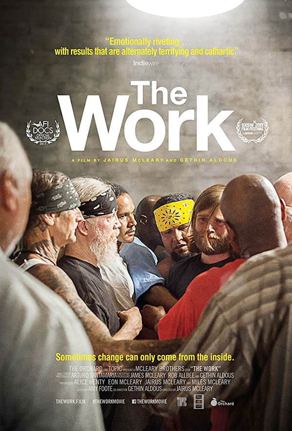 The Work Documentary Poster