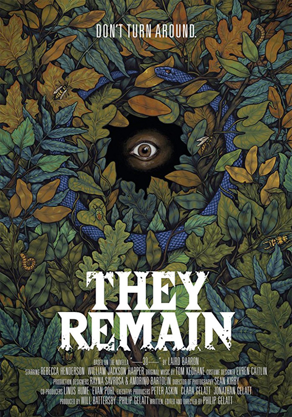 They Remain Poster