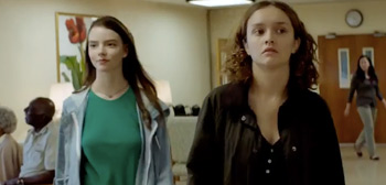Anya Taylor-Joy & Olivia Cooke in Full Trailer for Indie 'Thoroughbreds'