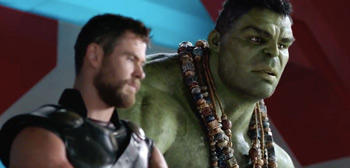 Rock Out with the Full Comic-Con Trailer for Marvel's 'Thor: Ragnarok'