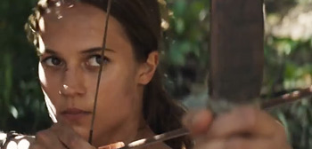 Tomb Raider Movie Trailer