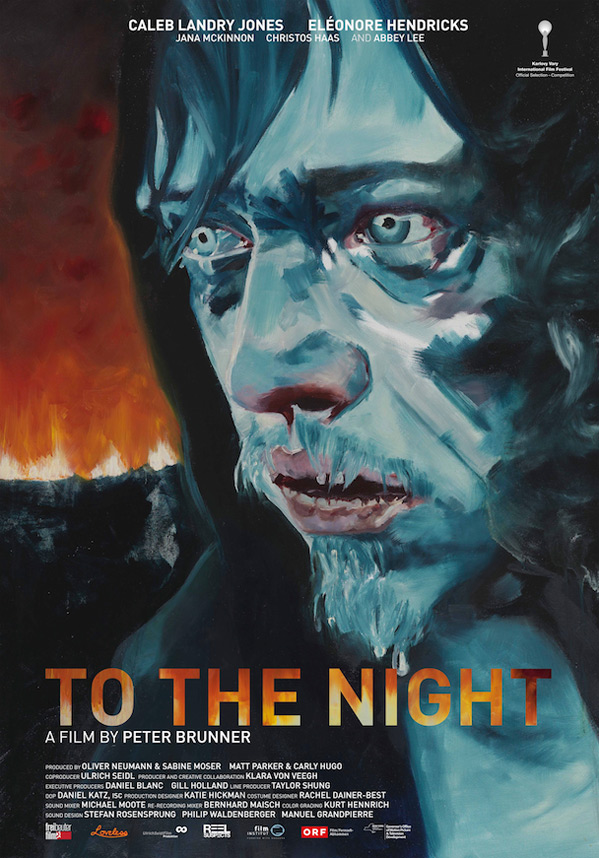 To the Night Poster