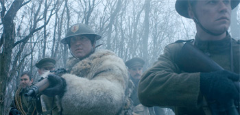 First Official Trailer for Violent WWI Zombie Horror Thriller 'Trench 11'